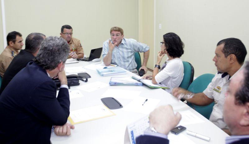Segurança Pública de Eusébio é exemplo para todo o Ceará