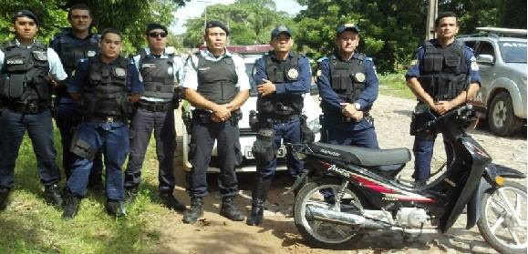 Guarda Municipal e Ronda recuperam motos roubadas
