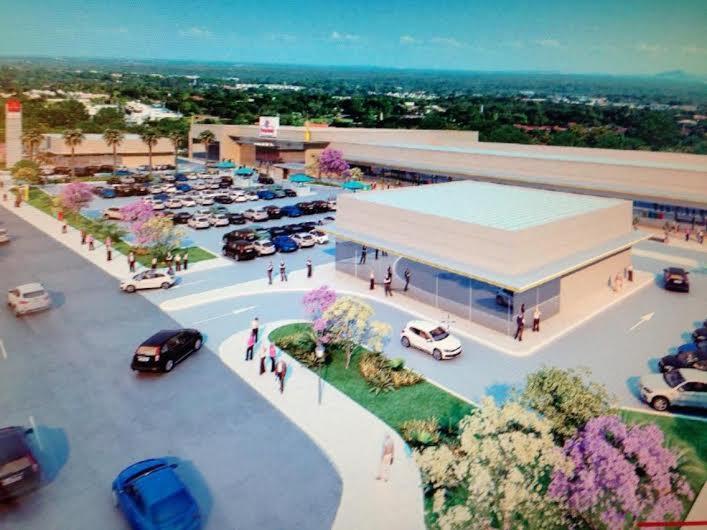 Eusébio Open Mall têm obras aceleradas