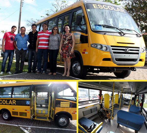 Prefeitura garante transporte escolar para mais de 3 mil alunos