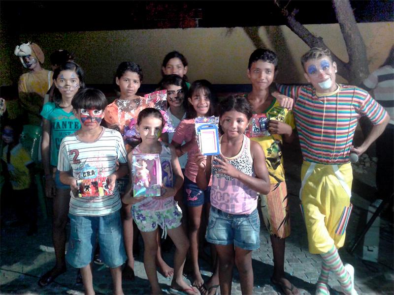 Eusébio inicia programação especial dedicada às crianças
