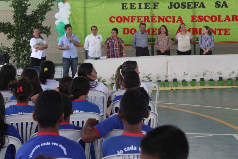 Escola lança projeto agente voluntário ambiental