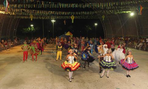 Eusébio comemora 27 anos com atividades culturais e esportivas