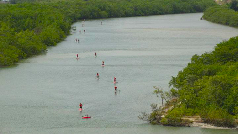 Eusébio será beneficiado com o reflorestamento do Rio Pacoti