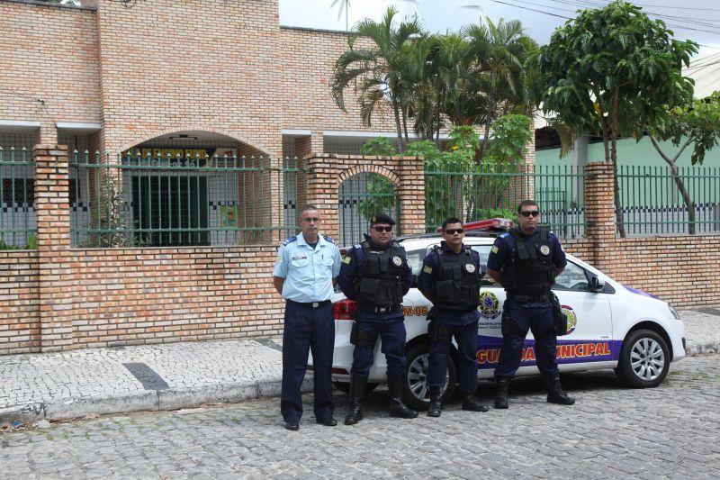 Segurança Pública do Eusébio recebe homenagem do Estado