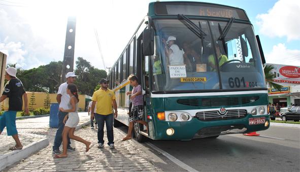 Prefeitura garante transporte e segurança para a Paixão de Cristo
