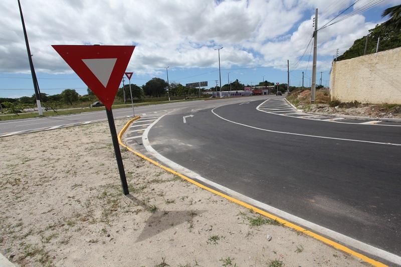 Grande Sede do Eusébio ganha nova via de acesso interligando bairros centrais