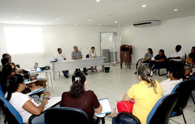 Eusébio discute o Plano Municipal de Saúde