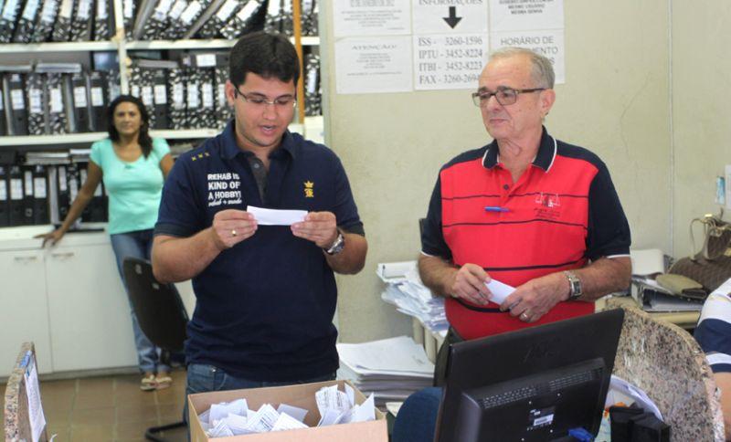 Eusébio premia contribuintes em dia com o IPTU