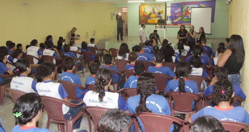 Programa Saúde e Prevenção nas Escolas recebe novos integrantes