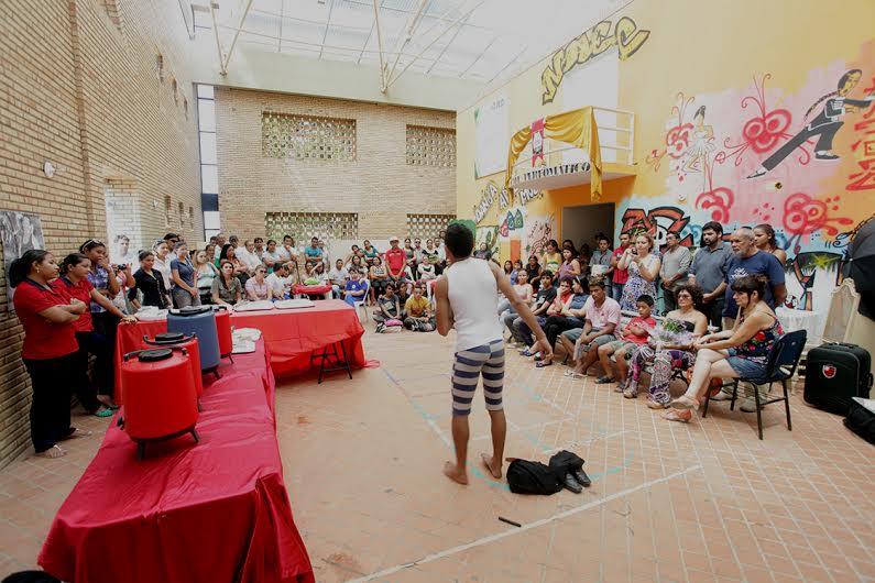 Eusébio inicia Semana do Teatro
