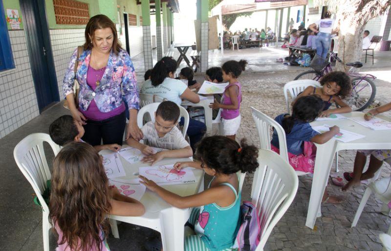 Eusébio inicia o Tempo Integral de 2014
