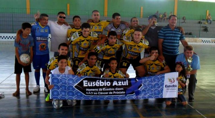 Torneio Esportivo encerra programação do Eusébio Azul