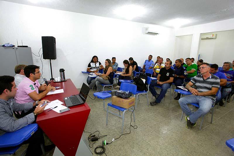 Mais de 200 homens vão trabalhar para garantir a segurança do São João