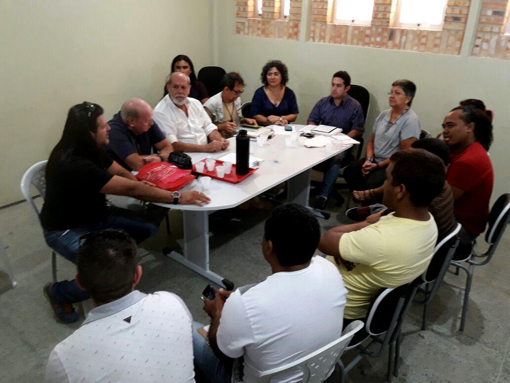 Comitiva da Prefeitura e Comunidade visita sede da Fiocruz e avalia futuras parcerias
